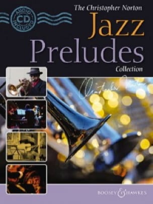Jazz Preludes Collection - Christopher Norton - laflutedepan.com