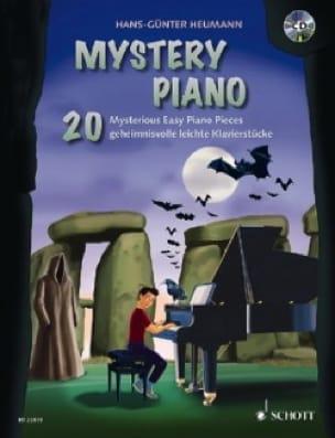 Mystery Piano - Hans-Günter Heumann - Partition - laflutedepan.com