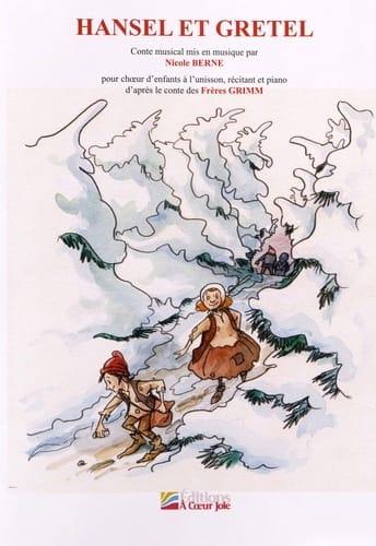 Nicole Berne - Hansel and Gretel - CD - Partition - di-arezzo.com