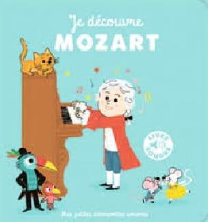 Collectif - I discover Mozart - Livre - di-arezzo.com