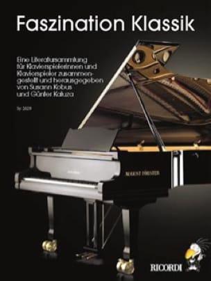 Faszination Klassik - Partition - Piano - laflutedepan.com