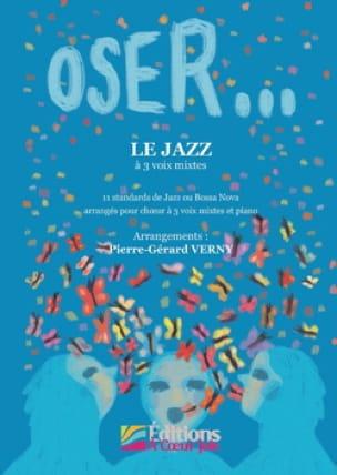 Oser... Le Jazz - Partition - Chœur - laflutedepan.com
