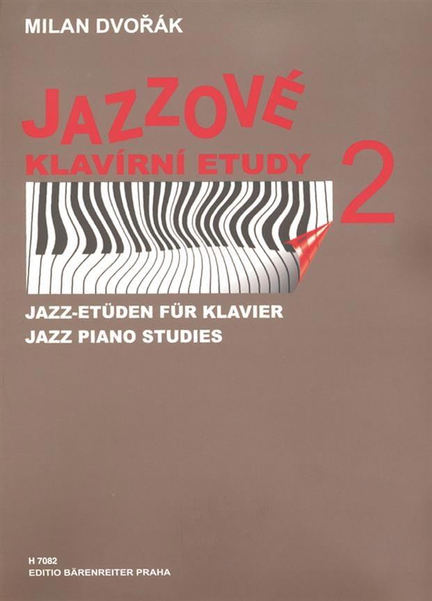 Jazz Studies Volume 2 - Milan Dvorak - Partition - laflutedepan.com