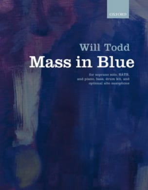 Will Todd - Mass in blue - Partition - di-arezzo.fr