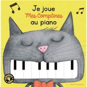 Je joue mes comptines au piano - Livre - laflutedepan.com
