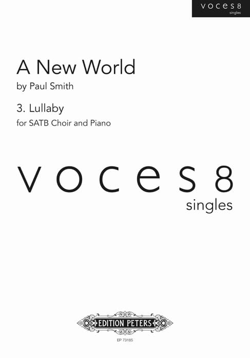 Lullaby - Paul SMITH - Partition - Chœur - laflutedepan.com