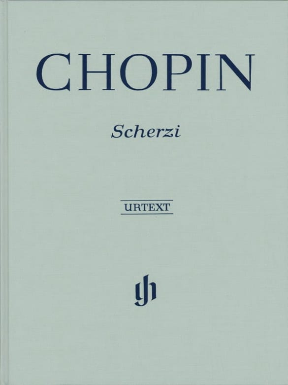 Frédéric Chopin - Scherzi - Partition - di-arezzo.it