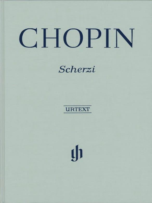 Frédéric Chopin - Scherzi - Partition - di-arezzo.co.uk