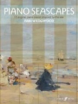 Piano Seascapes - Pam Wedgwood - Partition - Piano - laflutedepan.com