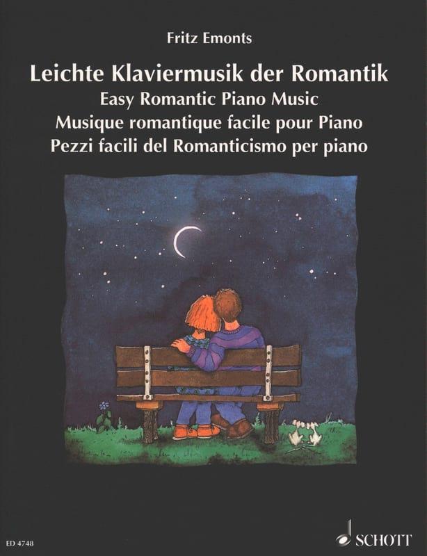 Leichte Klaviermusik Der Romantik - Partition - laflutedepan.com