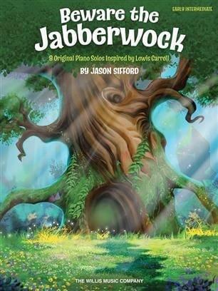 Beware the Jabberwock - Jason Sifford - Partition - laflutedepan.com