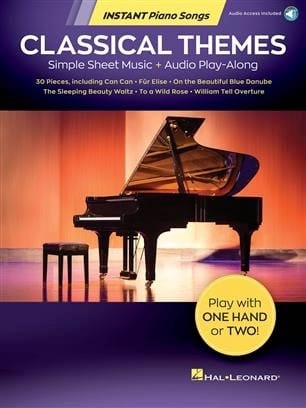 Classical Themes - Partition - Piano - laflutedepan.com