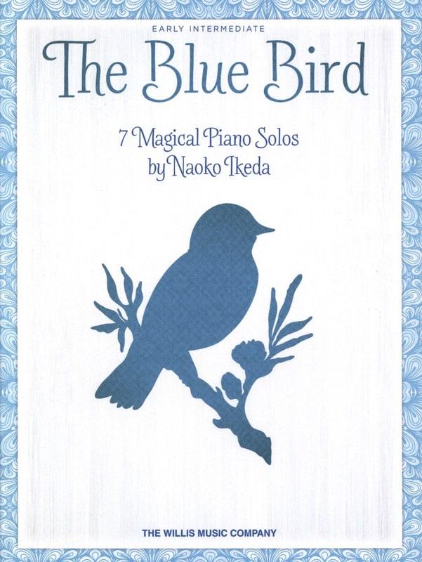The Blue Bird - Naoko Ikeda - Partition - Piano - laflutedepan.com