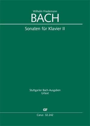 Sonates pour clavier - Volume 2 - laflutedepan.com