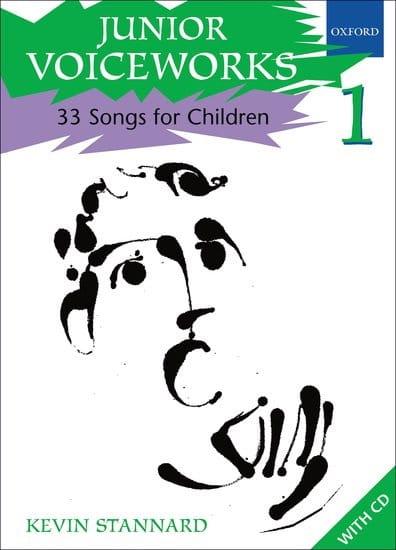 Junior Voiceworks Volume 1 - Stannard Kevin - laflutedepan.com