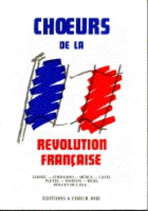Choeurs de la révolution française - Divers - laflutedepan.com