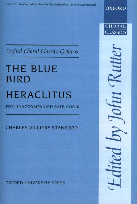 The Blue Bird - Heraclitus - laflutedepan.com