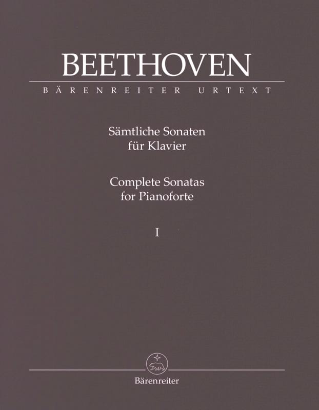 Ludwig van Beethoven - Complete Piano Sonatas. 3 Volumes - Partition - di-arezzo.co.uk
