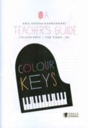 Colour Keys The Piano ABC (Volume A) - Teacher's Guide - laflutedepan.com