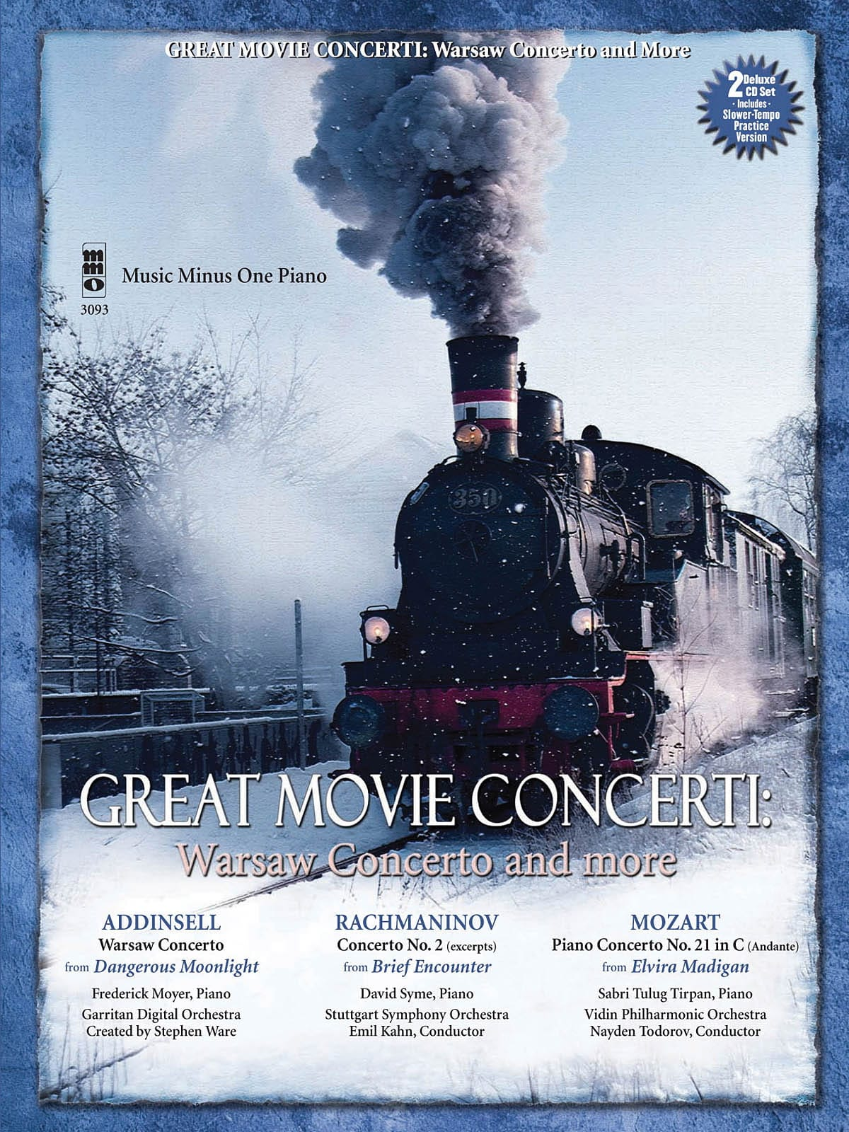 Great Movie Concerti - Richard Addinsell - laflutedepan.com