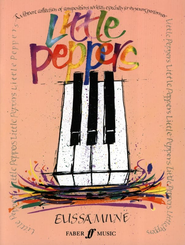 Little Peppers - Elissa Milne - Partition - Piano - laflutedepan.com