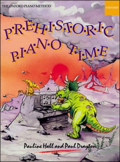 Prehistoric Piano Time - laflutedepan.com