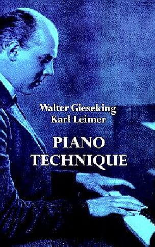Walter / Leimer Karl Gieseking - Livre - di-arezzo.co.uk