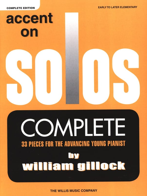 Accent On Solos - Complete Edition - laflutedepan.com