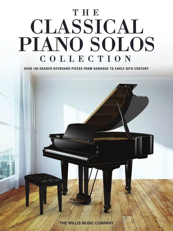 The Classical Piano Solos Collection - laflutedepan.com