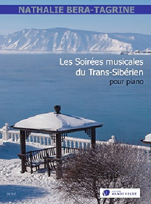 Nathalie Bera-Tagrine - Musical evenings of the Trans-Siberian - Partition - di-arezzo.co.uk