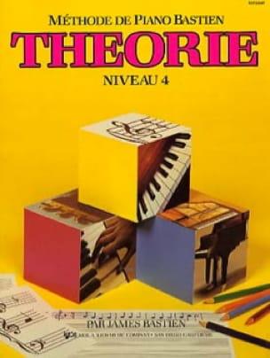 BASTIEN - Bastien Piano Method - Theory Level 4 - Partition - di-arezzo.co.uk