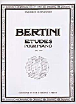 Henri Bertini - 25 Etudes For Piano Opus 100 - Partition - di-arezzo.com