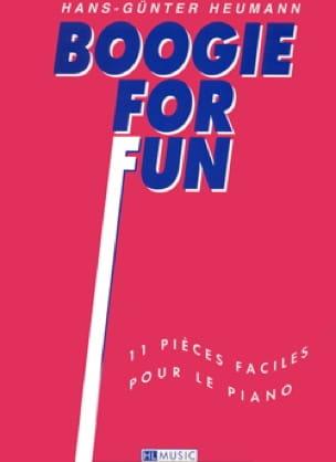 Boogie For Fun - Hans-Günter Heumann - Partition - laflutedepan.com