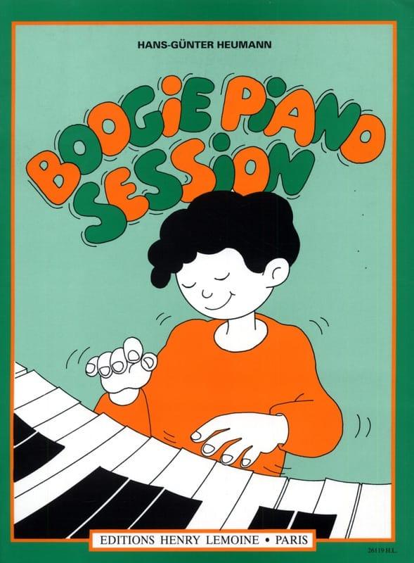 Hans-Günter Heumann - Boogie Piano Session - Partition - di-arezzo.co.uk