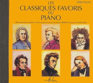 - Classics Favorites Beginner CD - Partition - di-arezzo.co.uk
