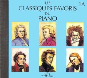 Classiques Favoris Volume 1A - CD - Partition - laflutedepan.com