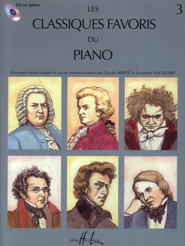 - Classic Favorites Volume 3 - Partition - di-arezzo.com