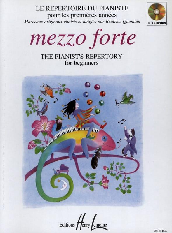 - Mezzo Forte - Partition - di-arezzo.co.uk