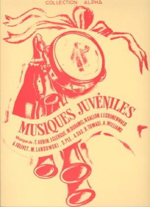 MUSIQUES JUVENILES - Partition - Piano - laflutedepan.com