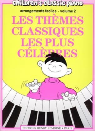 Thèmes Classiques les Plus Célèbres N°2 - laflutedepan.com