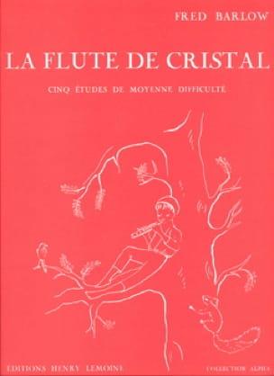 La Flûte de Cristal - Fred Barlow - Partition - laflutedepan.com