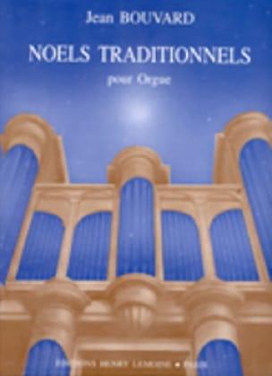 Noëls traditionnels - François Bouvard - Partition - laflutedepan.com