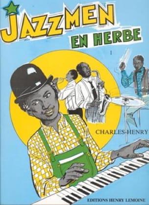Jazzmen en Herbe Volume 1 - Charles-Henry - laflutedepan.com
