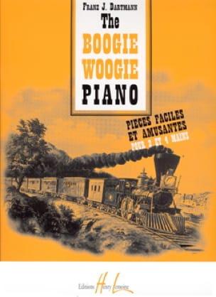 Boogie Woogie Piano. - Franz J. Dartmann - laflutedepan.com