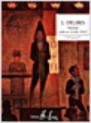 Pizzicati de Sylvia - DELIBES - Partition - Piano - laflutedepan.com