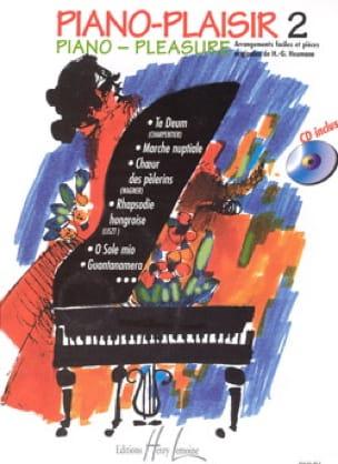 Piano-Plaisir Volume 2 - Hans-Günter Heumann - laflutedepan.com
