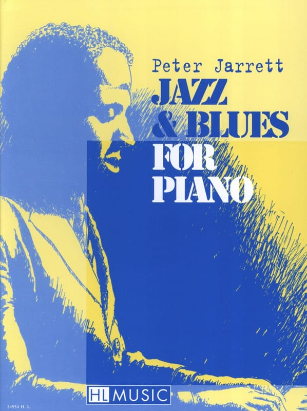 Jazz & Blues - Peter Jarrett - Partition - Piano - laflutedepan.com