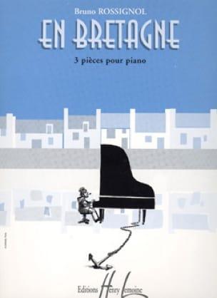 En Bretagne - Rossignol - Partition - Piano - laflutedepan.com
