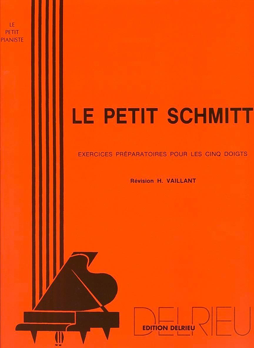 Aloys Schmitt - The Little Schmitt - Partition - di-arezzo.com