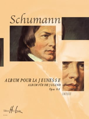 SCHUMANN - Album For Youth Opus 68 - Partition - di-arezzo.co.uk